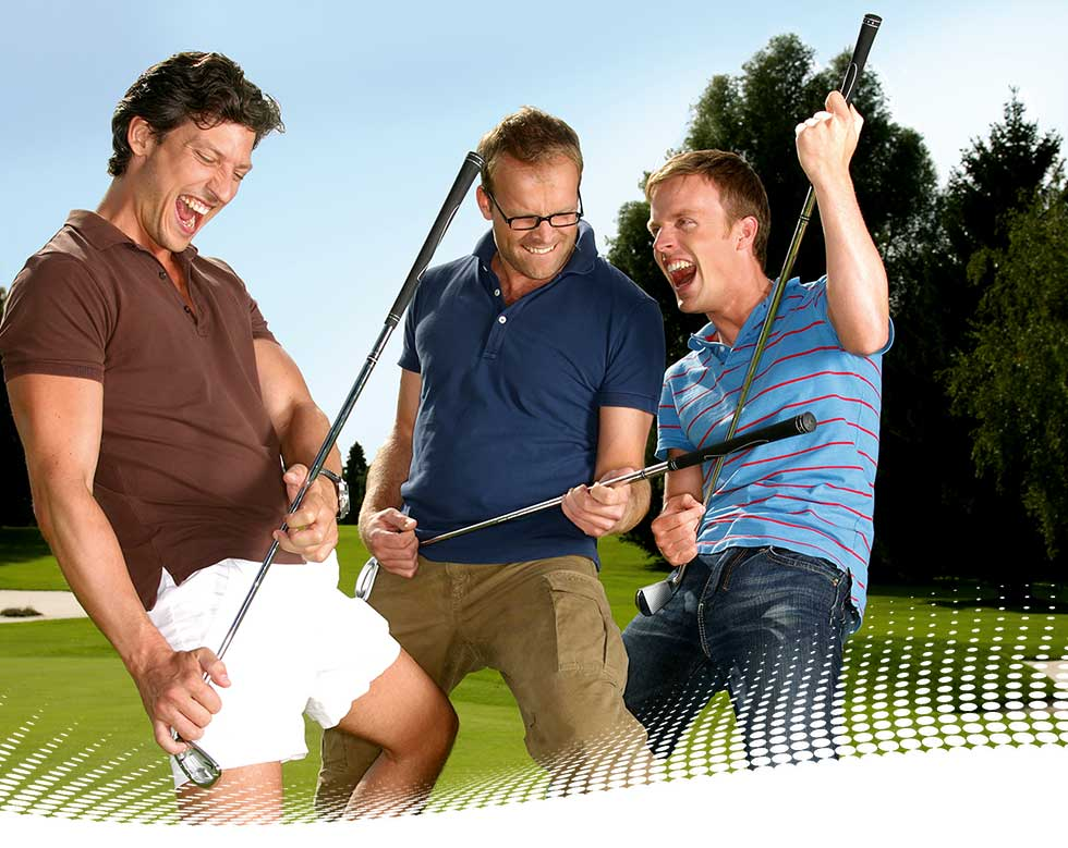 Play golf - have fun!